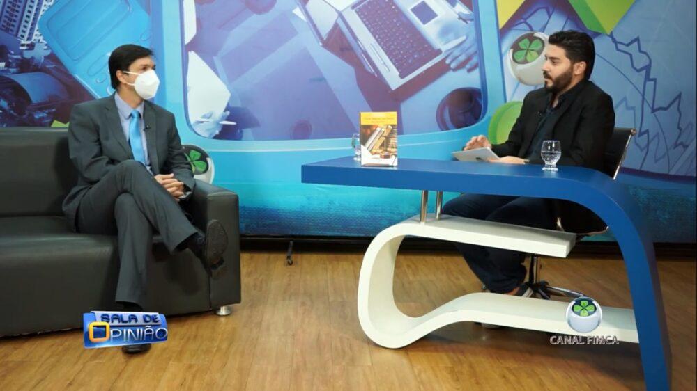 Entrevista Juiz Flavio Henrique de Melo